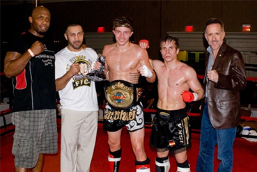TAMPA BAY AREA FIGHT PROMOTER NAMED MUAY THAI AND MMA PROMOTER OF THE YEAR